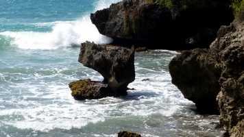 anse chaudière, littoral, ste anne, grande terre, guadeloupe