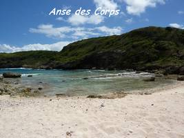 anse corps, TGT3, grande terre, guadeloupe