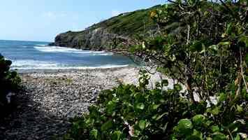 anse eblain, littoral, ste anne, grande terre, guadeloupe