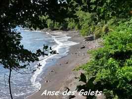 Anse des Galets; Grande Pointe