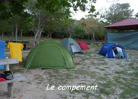 campement , TGT2, grande terre, guadeloupe