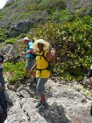 catherine, TGT3, grande terre, guadeloupe