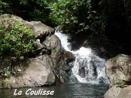Cascade de la Coulisse, Grande Pointe, 3Rivières