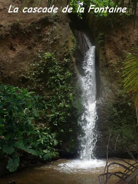 plus loin une tres belle cascade