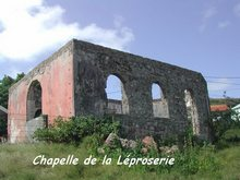 balade, d�sirade, chapelle l�preux, iles guadeloupe, antilles