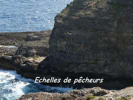 echelles, TGT3, grande terre, guadeloupe