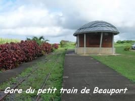 Gare de Beauport, Poyen