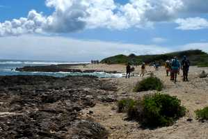 littoral, sable, TGT5, grande terre, guadeloupe