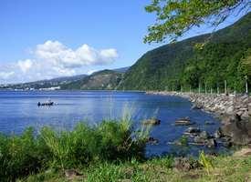 rivière sens vieux fort basse terre guadeloupe