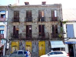 maison chapp basse terre patrimoine guadeloupe