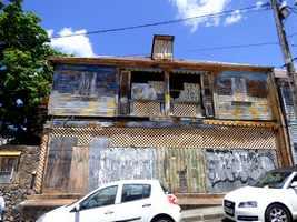 architecture maison basse terre