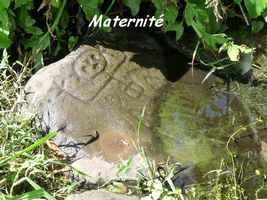Pétroglyphe amérindien, Grande Pointe