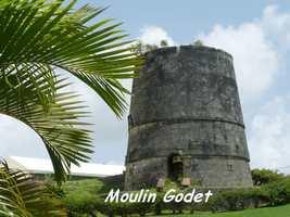 Moulin Godet, Lac de Gaschet