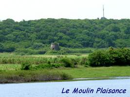 Moulin Plaisance, Lac de Gaschet