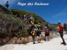 plage des rouleaux, TGT5 grande terre, guadeloupe