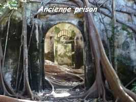 prison TGT, grande terre, guadeloupe