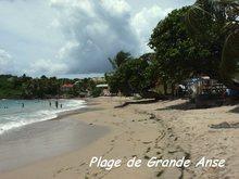 balade terre de bas, plage, les saintes, iles guadeloupe, antilles