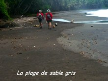 balade, cascade fontaine, plage, capesterre, basse terre, guadeloupe, antilles