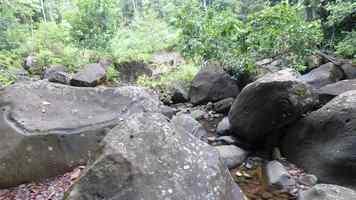 rochers, rivière quiock, route mamelles, guadeloupe