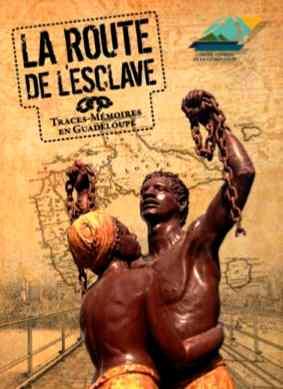 route de l`esclave, anse bertrand, Grande terre, guadeloupe