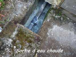 Source chaude, Matouba Papaye