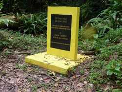stele, balade, dos d`ane, basse terre, guadelupe, antilles