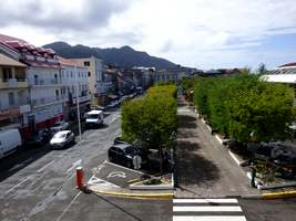vue mairie basse terre guadeloupe