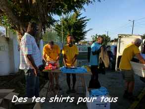 remise tee shirts, TGT1, grande terre