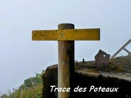 Balisage de la trace des Poteaux, Citerne