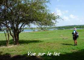 Vue sur le Lac de Gaschet
