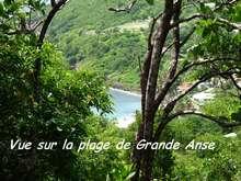 balade terre de bas, plage, les saintes iles guadeloupe, antilles